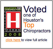 Houston Top Chiropractor