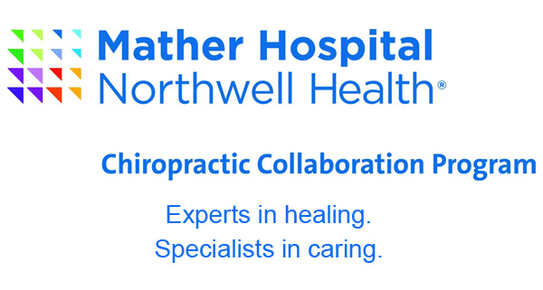 DR. DAVID A WALLMAN IS NOW PART OF MATHER HOSPITAL'S CHIROPRACTIC