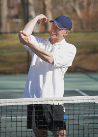 Boston Tennis Elbow Injury