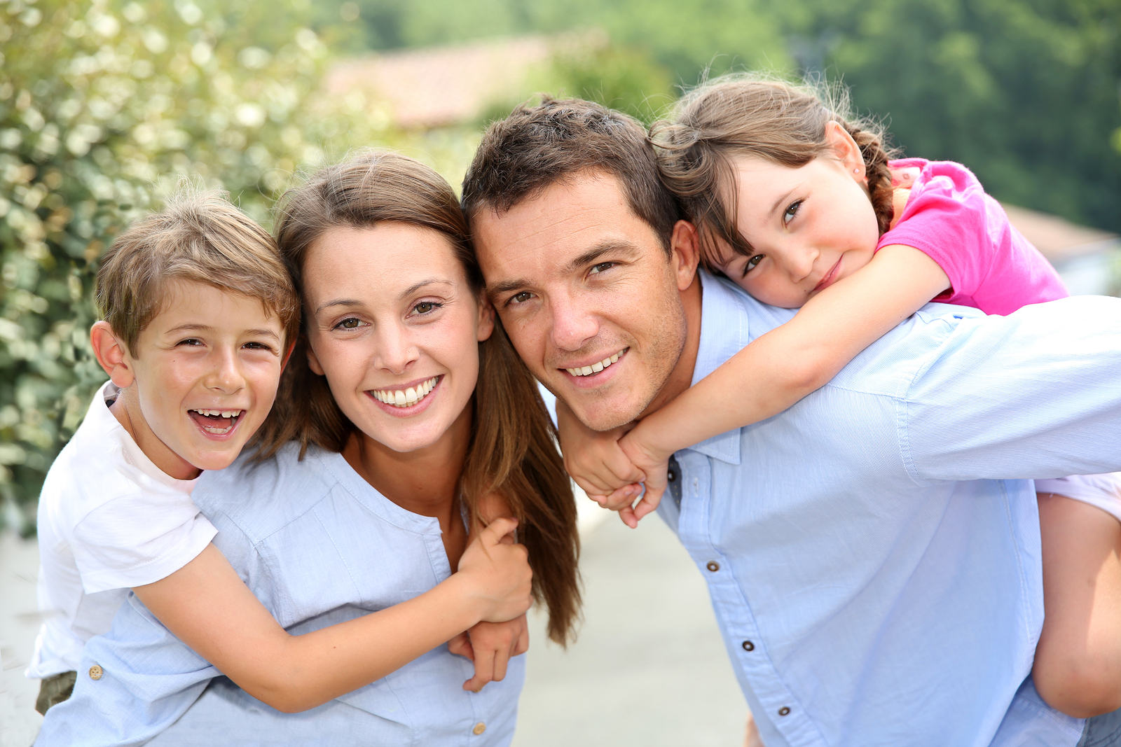 family before seeing Raleigh Chiropractor