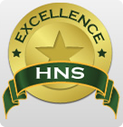 HNS Gold Star Seal of Excellence
