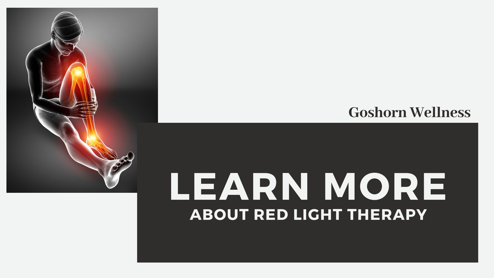 Learn More about Red light Therapy