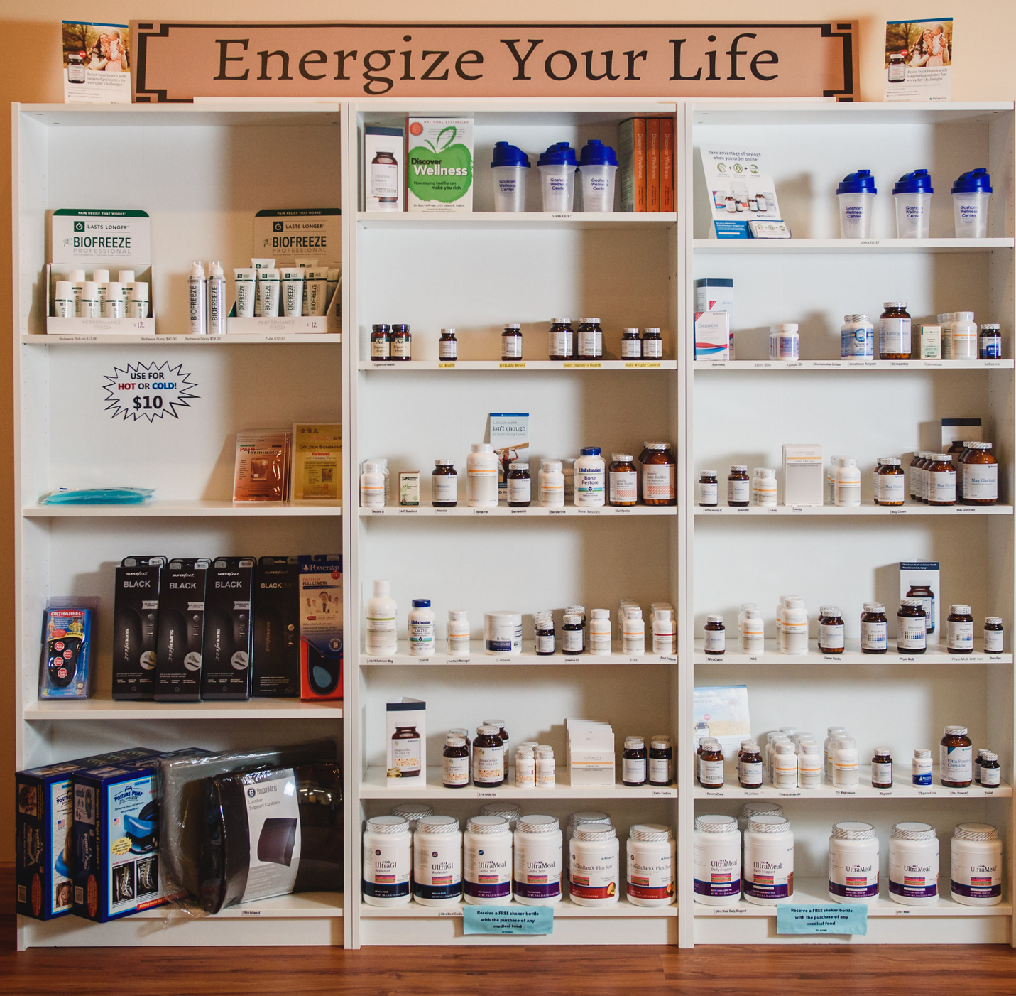 Nutraceutical Store