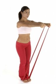 Auto accident injury patient benefit from physical therapy exercises