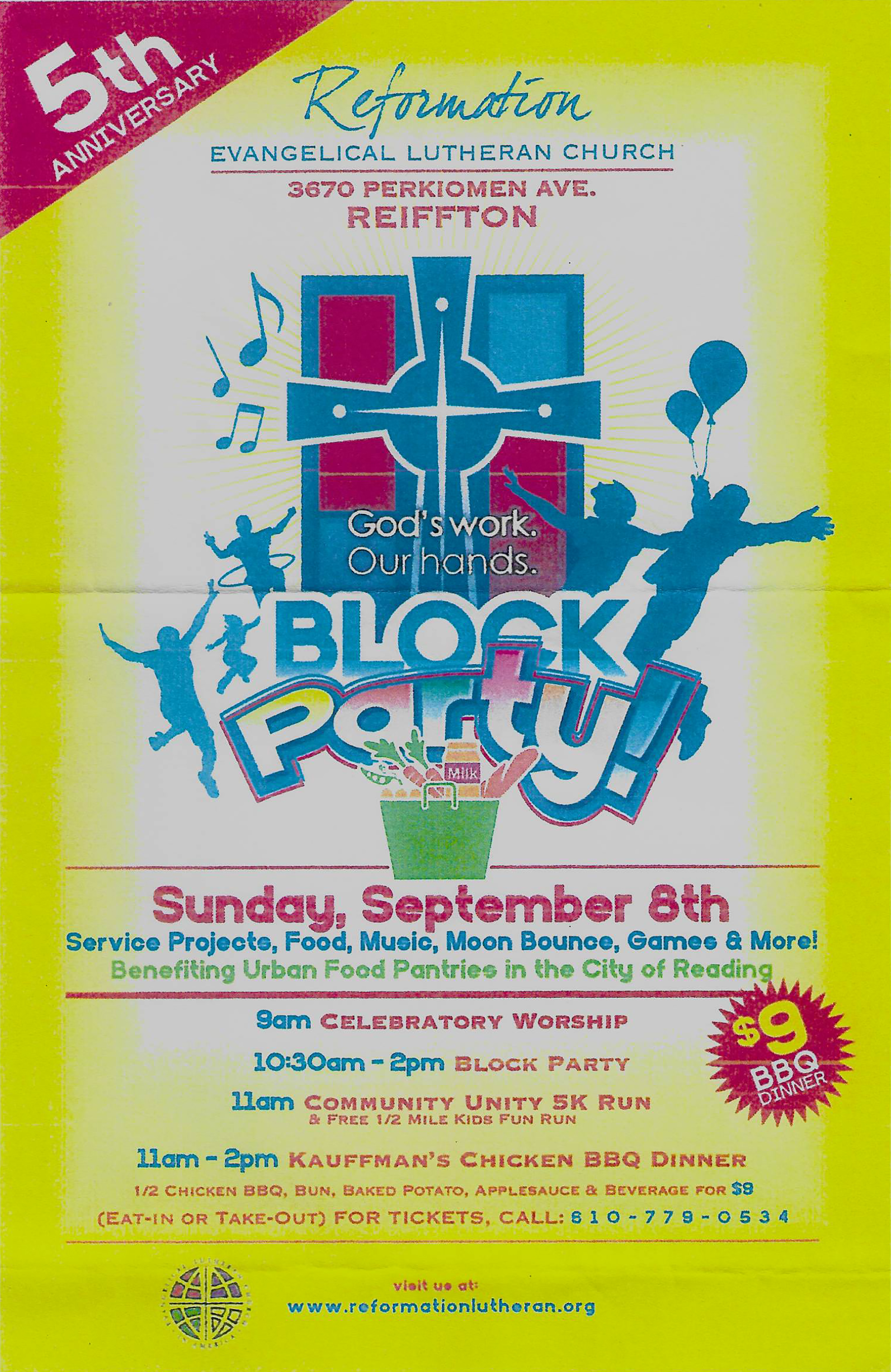 reformation block party
