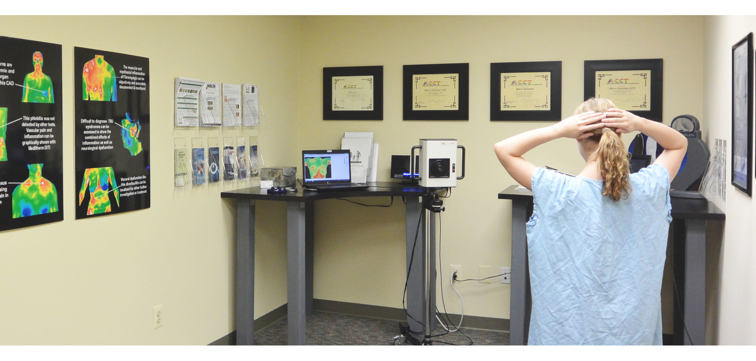 Thermography scans for breast cancer at Winchester Family Chiropractic in Virginia