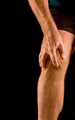 Male in San Antonio suffering from osteoarthritis