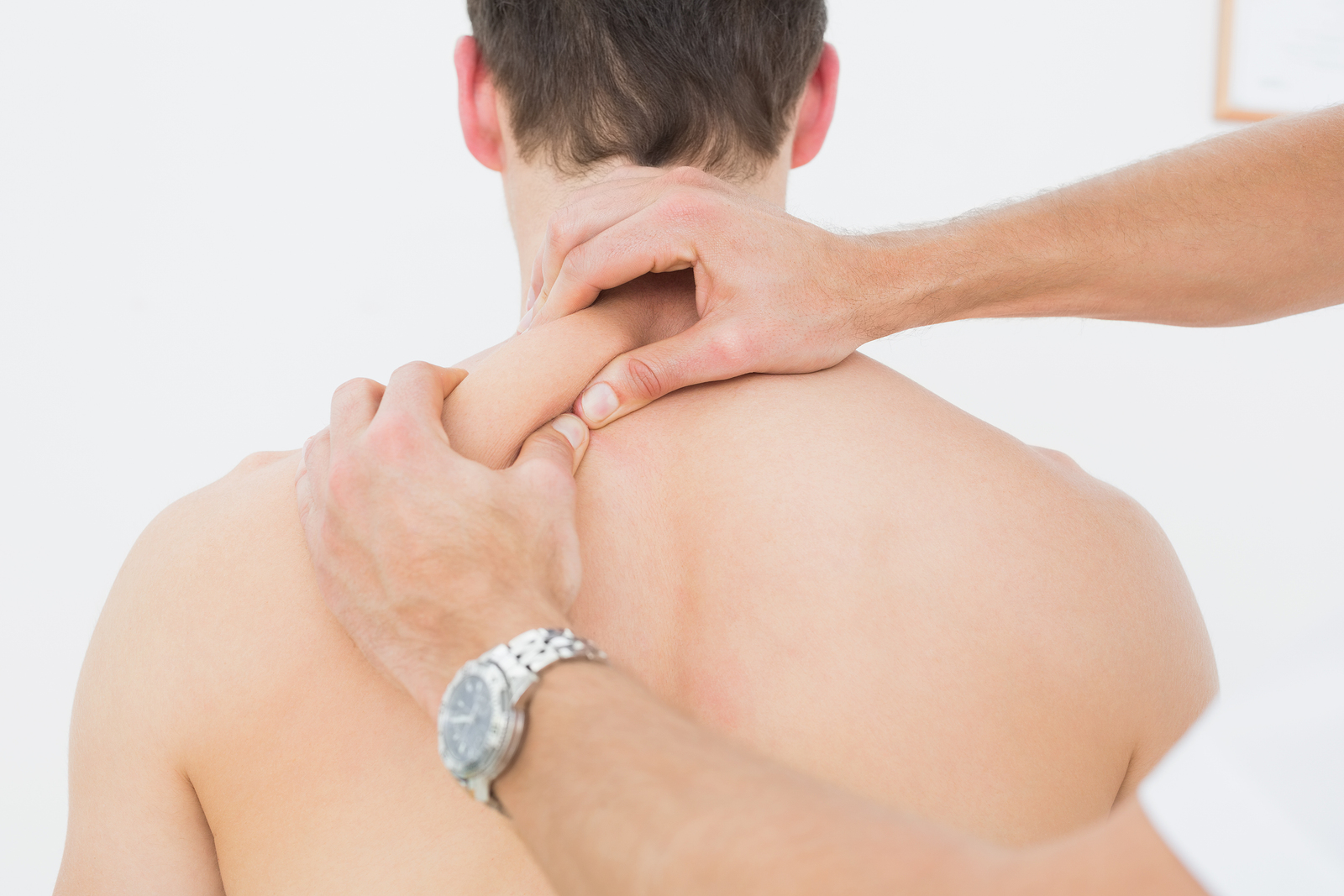 Shoulder pain treatment in Beverly Hills