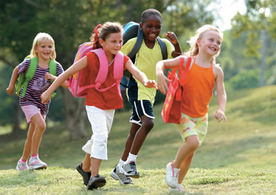 Backpack Safety Check: Children and Adults