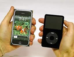 iPhone, iPod and Blackberry Ergonomics