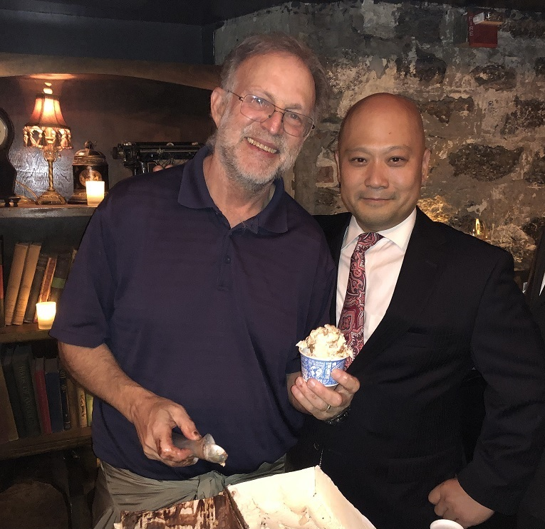 Ben & Jerry's Jerry Greenfield