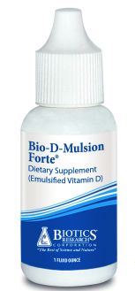 Bio-D-Mulsion is a liquid vitamin D supplement available at Greenapple Sports and Wellness