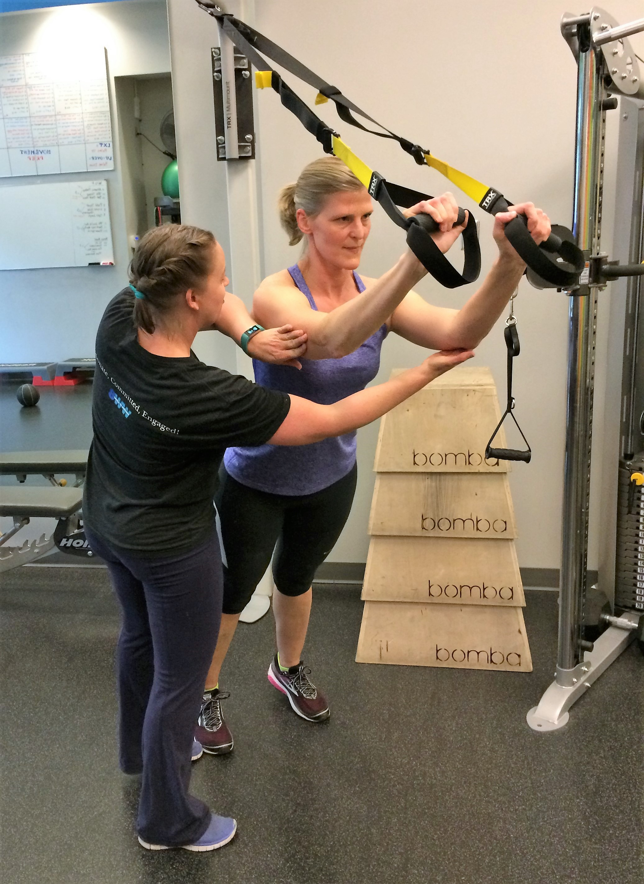Personalized fitness training at Body In Balance