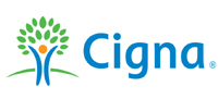 We accept Cigna Health Insurance