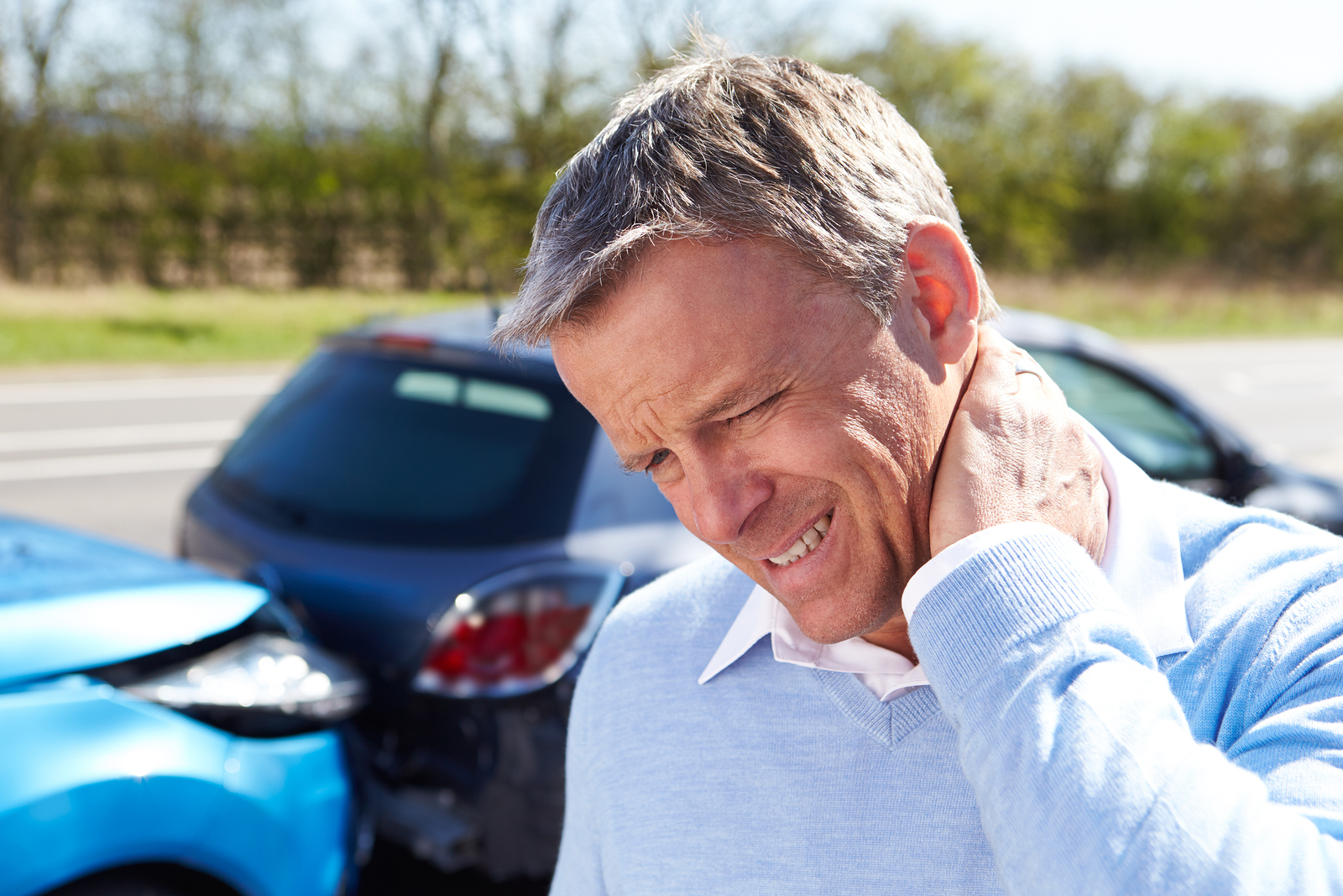 Whiplash treatment Bellevue chiropractor
