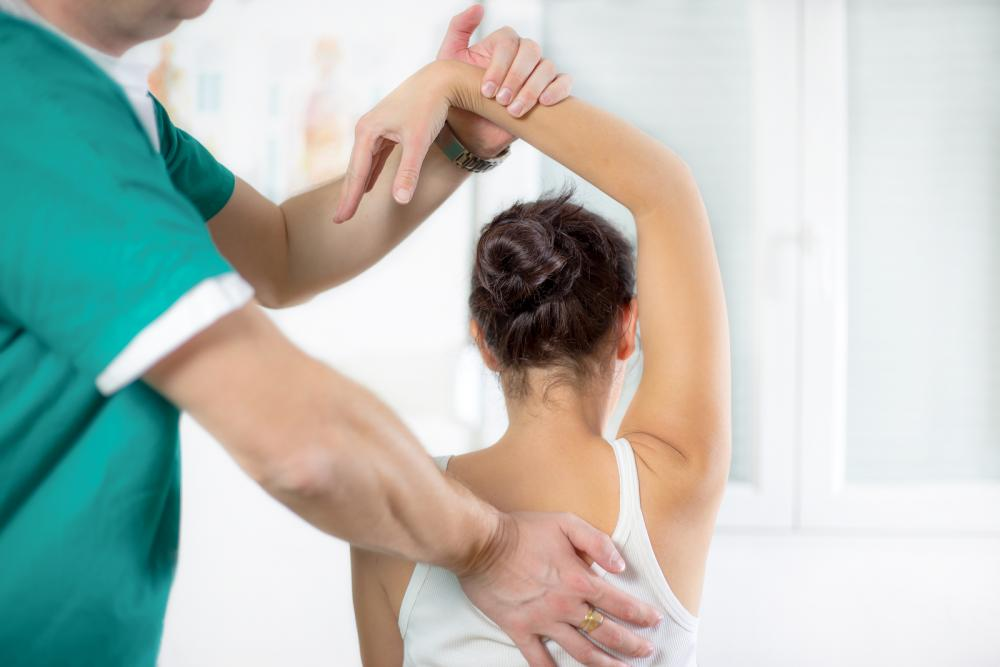 Shoulder Pain Treatment at Secrest Family Chiropractic