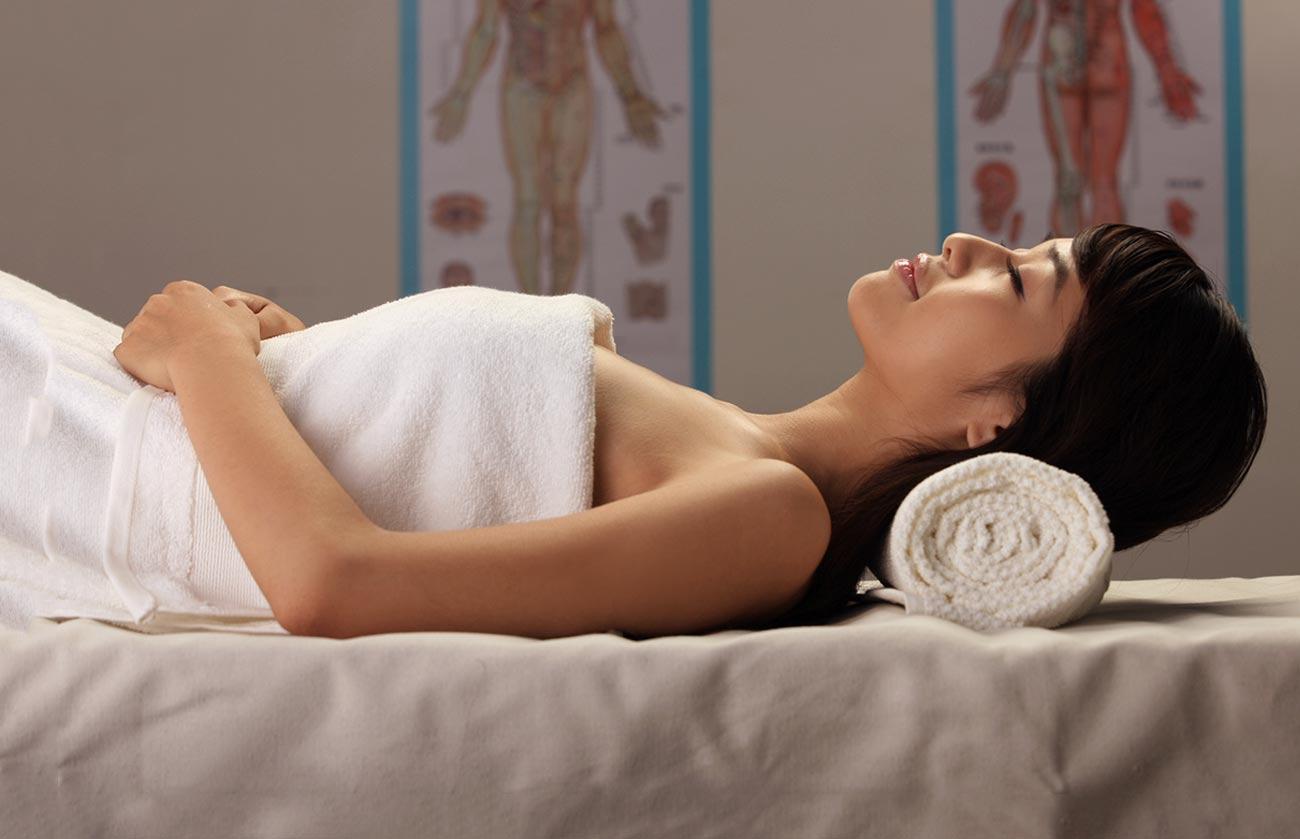 sciatica massage