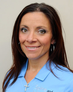 Dr. Arlene Kazio at NJ Spine and Wellness